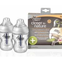 Чудо-бутылочки решат проблему газиков у младенца