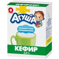 Детский кефир Агуша