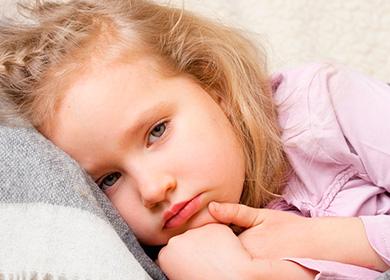 Ребенка рвет без температуры и поноса что делать