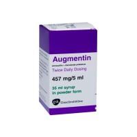 Антибиотик Аудментин