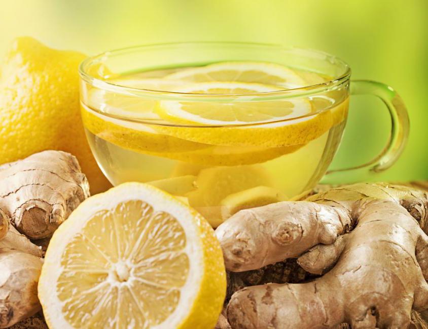 лимонно имбирный напиток для похудения отзывы