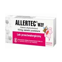 Антигистаминное средство Аллертек