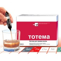 Медь и марганец в препарате Тотема