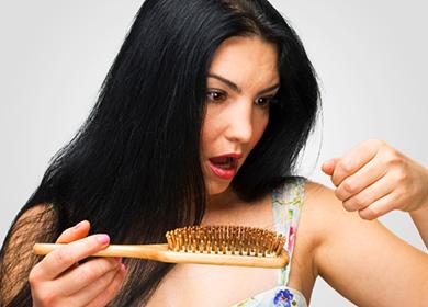 Выпадение волос при грудном вскармливании: причины и лечение
