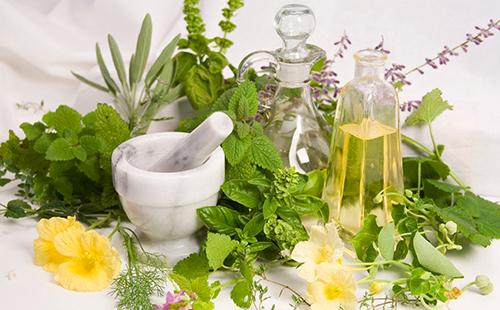 Душистые травы и масла для укрепления волос
