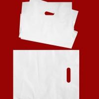 Простой пакет полиэтиленовый белый