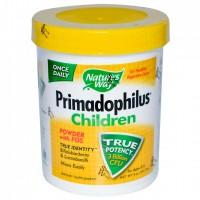 Примадофилус детский в банке с ярко-жёлтой крышкой