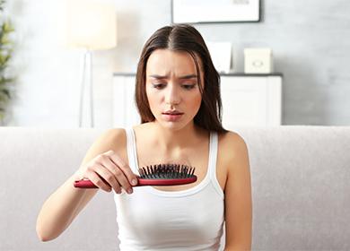 Средство от выпадения волос после родов
